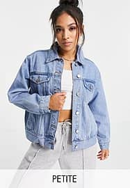 Missguided Petite Over